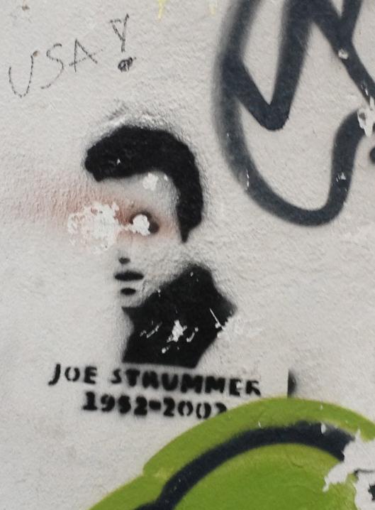 Graffito in Vienna